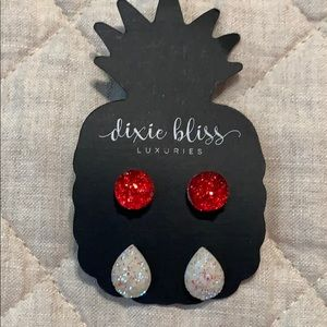 Dixie Bliss earring set